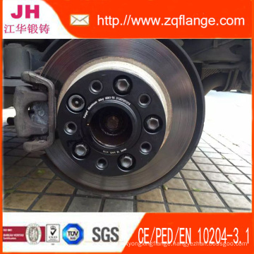 Cars with Flange