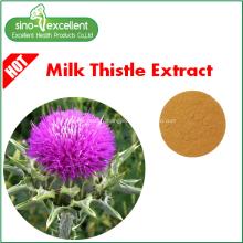 Extrait de chardon au lait (Silymarin 80% UV)