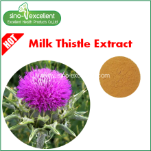 Good Quality for Black Currant Extract Milk Thistle extract (Silymarin 80%UV) supply to Montenegro Manufacturers