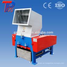 Use 11kw e moinho de triturador de borracha de plástico de um único eixo para triturador de lixo China