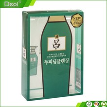 factory price custom logo pp Polypropylene colorful gift packaging folding plastic box made in shanghai OEM factory
