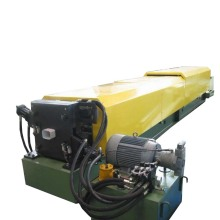 Square Rain Gutter Metal Downspout Roll Forming Machine