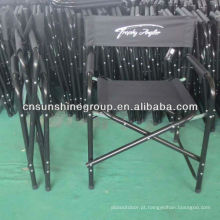 Factory Price fashion canvas folding director chair