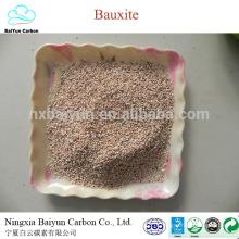 sociétés minières de bauxite produisent 80% AL2O3 calciné bauxite prix