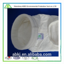 Bag-type dust collector accessories non woven PPS filter bag for power plant