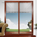 European Style Double Glazing Aluminium Sliding Window (FT-W85)