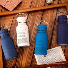 Insulated Sports Water Bottle Stainless Steel
