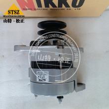 Motorteile ALTERNATOR 35A 600-825-3151 - KOMATSU