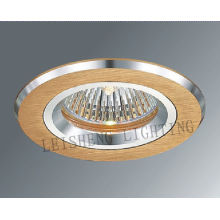 Satin Silver Aluminum Dimmable 12v 50w Mr11 Ceiling Lights Fixtures For Exhibition Hall