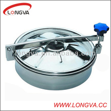 Good-Looking Surface Stainless Steel 304 Manhole Cover