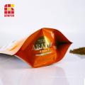 Resealable Zipper Bag For Cat Food Packaging