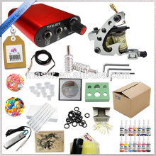 Günstige Tattoo Ink Kits für Tattoo Artist und Anfänger, Tattoo Machine Kits mit Tattoo Machine Gun