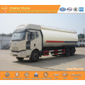 FAW 6x4 25m3 bulk cement tank vehicle