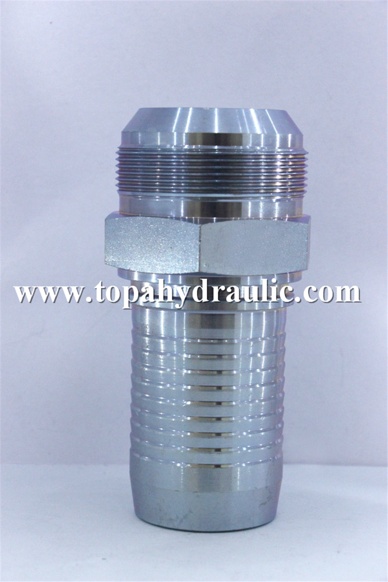 barbed fuel hose fittings connector for hose