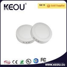 CE/RoHS Hochleistungs-2700k - 6500k LED-Oberfläche Panel Lichtfabrik