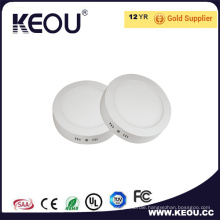 Round LED Panel Light Ceiling Lighting 3W-24W Ce RoHS PF 0.9 IP44