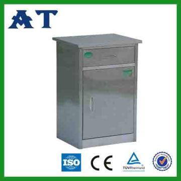 Прикроватный шкафчик из нержавеющей стали