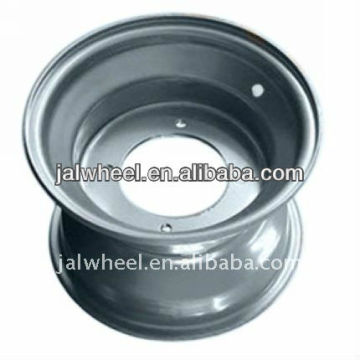 8x3.75 Golf Cart Steel Wheels