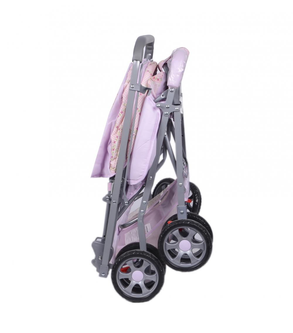 Thick Cushions Baby Stroller