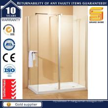2016 dernière salle de bain design dans les cabines de douche en verre