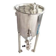 Réservoirs de brassage en acier inoxydable