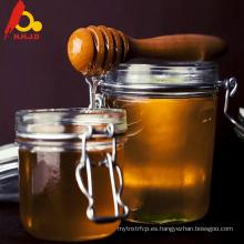 Naturaleza pura miel de loto real