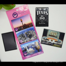 Guangdong Factory Direct Tour de Sydney Tin Metal Souvenir Fridge Magnets