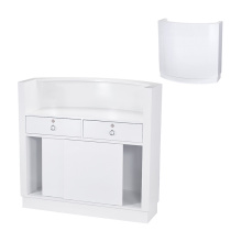 Reception Desk All Purpose With Drawer