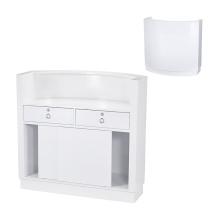 Bureau de réception tout usage avec tiroir