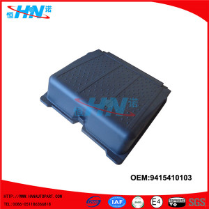 Benz Actros Grey Battery Cover 9415410103 Aftermarket Parts For Actros