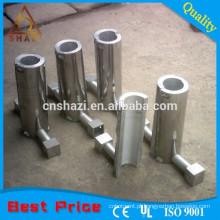 Aquecedor de aquecimento de alumínio quente e frio para selantes de calor