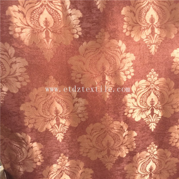 100% POLYESTER JACQUARD BLACKOUT CORTINA