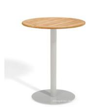Patio-Garten Möbel-Bar im freien Stuhl gedeckter Tisch