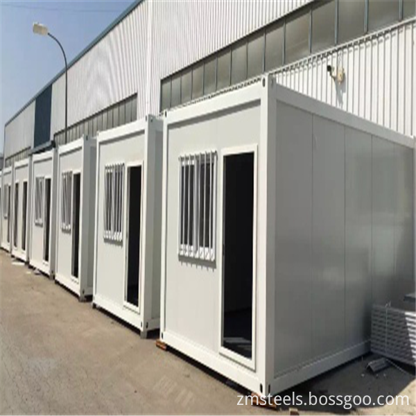 20ft Shipping Container House