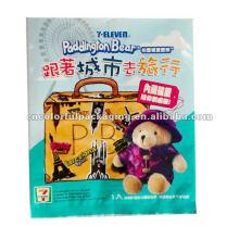 Sac d'emballage de cadeau d'ours de nounours
