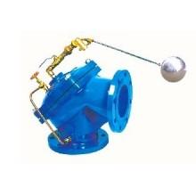 Vanne d'ajustement du levier d'eau angulaire