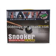 2013 Crianças brinquedo agradável snooker conjunto