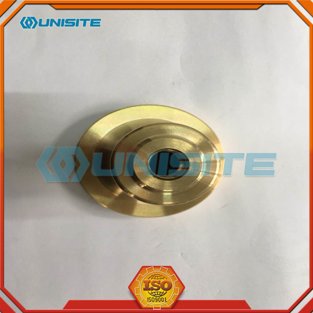 Precision Machined Brass Valve