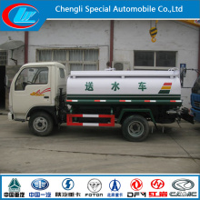 Dongfeng 5cbm 4X2 Water Delivery Tank Truck