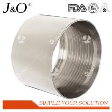 Raccord de tuyauterie de tuyau flexible en acier inoxydable sanitaire