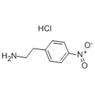 4-Nitrophenethylamine hydrochloride CAS 29968-78-3