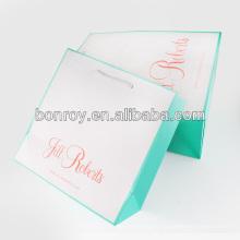 2013 Новый роскошный Торговый бумажный мешок для ткани