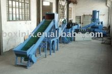 PP plastic recycling machinery