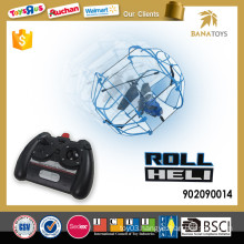 2.5 Channel infrared roll hell ufo drone