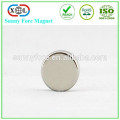NiCuNi n35 small 10mm round magnets