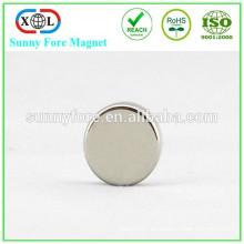 NiCuNi n35 klein 10mm Runde Magnete