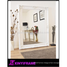China factory direct wholesale wood mirror