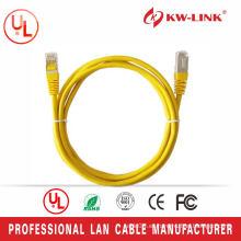 El cable de cable de remiendo interior cat6 del ftp 20m ft de la alta calidad especial