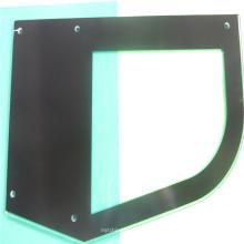 Gehärtetes Druckglas, Kunstglas Glasmalerei vom Lieferanten