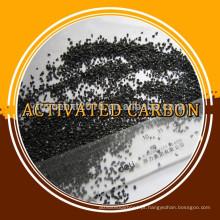 Carvão 4x8 de carvão granulado granulado para tratamento de água